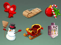 seasonal icons winter inspiration and free packages designmodo