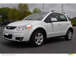 dodge crossover white 2010 white water metallic suzuki sx4 crossover touring awd
