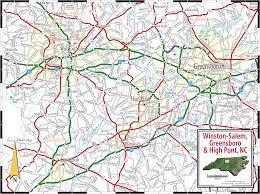 greensboro carolina city map greensboro carolina