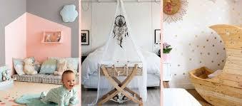bebe dans chambre des parents chambre parentale coin bébé 8 idées déco à copier