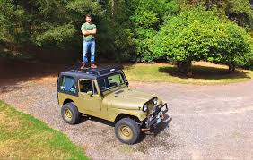 jeep wrangler overland tent garvin industries expedition roof rack installation youtube