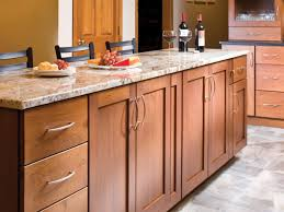 furniture marvelous cabinet style brown wooden kitchen cabinets