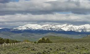 Wyoming mountains images Wyoming range mountains alltrips jpg