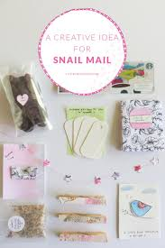 gifts by mail a creative idea for snail mail snail mail gifts pen pals and
