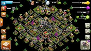 Clash Of Clans Maps Glitch New Clash Of Clans Night Mode Phone Ran Out Of Memory