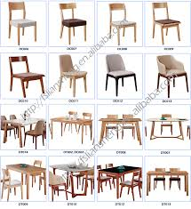 modern wooden chairs for dining table model dt014 2015 philippine dining table set modern dining set