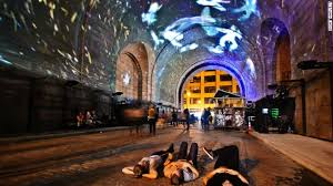 the best light projections in the world cnn