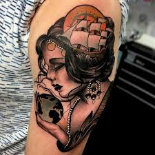 79 best traditional u0026 neo traditional tattoos images on pinterest