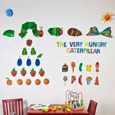 Hungry Caterpillar Nursery Decor Frog And Insect Decor For Baby Nursery Bug Decor Room