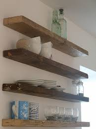 Open Shelves Kitchen Design Ideas Wall Mounted Open Shelving Open Shelves Kitchen Design