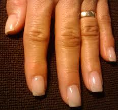 natural looking gel nails awesome nail