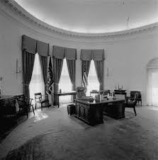 the renovated oval office