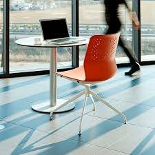 chaise visiteur bureau chaise visiteur contemporaine avec accoudoirs empilable en