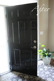 quick and easy front door makeover the family ceo