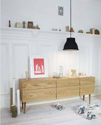 home design muuto pendant lighting with wooden chest drawer also