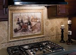 kitchen backsplash murals kitchen backsplash tile mural simple kitchen murals backsplash