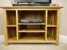 Milan Solid Oak Corner Plasma TV DVD Video Unit Oak City - Corner cabinets for plasma tv