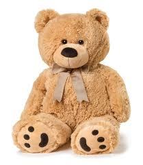 big teddy for s day big teddy 30 plush soft stuffed day kids ribbon