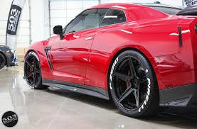 nissan gtr black edition red nissan gt r black edition adv5 track spec cs wheels adv 1