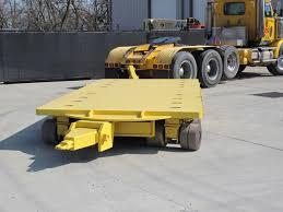 die carts hydraulic platform trailer