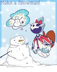 Snowman Meme - armonia snowman meme by thalateya on deviantart