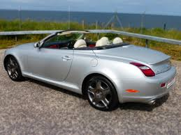 lexus used convertible used lexus sc 430 4 3 2dr 6 auto for sale in macduff