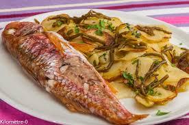 salicorne cuisine rouget aux pommes de terre nouvelles et salicornes kilometre 0 fr