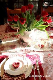 s day table centerpieces s day table setting ideas family net