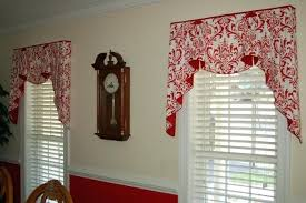 Dining Room Valance Curtains Dining Room Valance Ideas Tutorial How To Make A No Sew Burlap