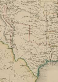 The Map Of The United States by The United States U0026 The Relative Position Of The Oregon U0026 Texas