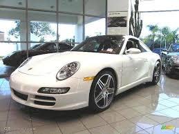 porsche carrera 2008 2008 carrara white porsche 911 targa 4s 1016877 gtcarlot com