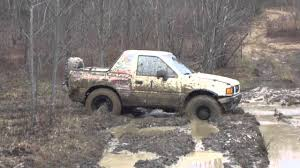opel frontera lifted amigo mud youtube