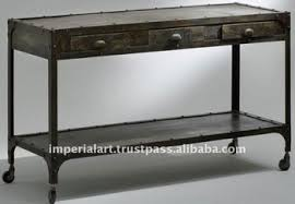 Industrial Console Table Industrial Console Table Buy Industrial Console Table Vintage