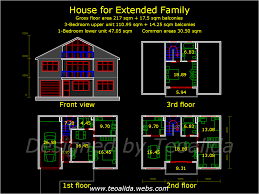 house floor plans custom house design services at 20 per room house for 3 generation family with granny flat