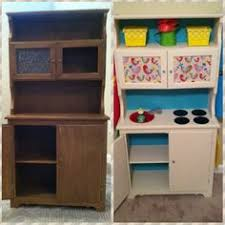 diy play kitchen ideas great idea to attach cooling racks for oven racks diy play