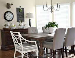 farmhouse style table cloth dining room table covers adding farmhouse style to the kitchen and