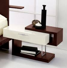furniture fascinating design of mixed wooden and plastic