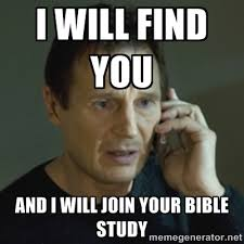 Bible Memes - 7 memes that summarize being a christian in college project inspired
