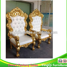 Wedding Chairs For Sale Popular Wedding Throne King And Queen Chair For Sale Buy King