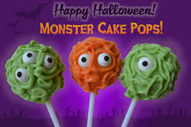 halloween cake pops halloween monster cake pops cake it to the max