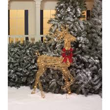 Christmas Deer Decorations Walmart by Holiday Time 52