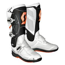 mx riding boots scott offroad boots 2016 550 mx white orange cumaricambike it