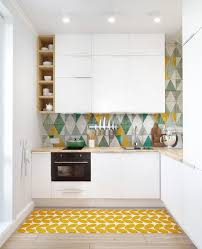 Kitchen Design For Small Spaces A Cute Small Home With Beautiful Features