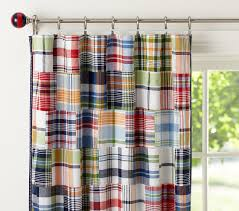 Pottery Barn Kids Shower Curtains Madras Curtains Pottery Barn Kids Cribz Pinterest Barn And Room