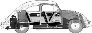 car volkswagen beetle 1200 1954 the photo thumbnail image of