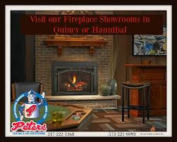 fireplaces gas logs peters heating and air conditioning inc