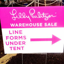 lilly pulitzer warehouse sale lilly pulitzer warehouse sale i believe in pink