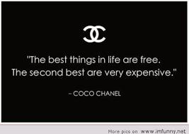 Coco Chanel Meme - coco chanel advertisement