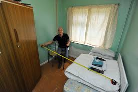 press release a room less than 70 sq ft not liable for bedroom