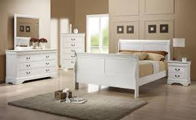 louis philippe white bedroom set coaster with white bedroom